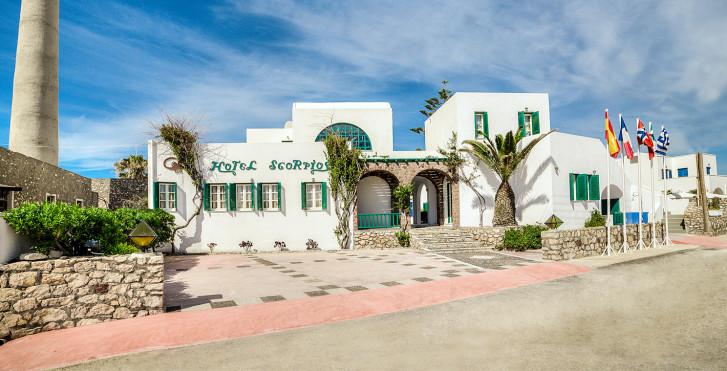 Scorpios Beach Hotel