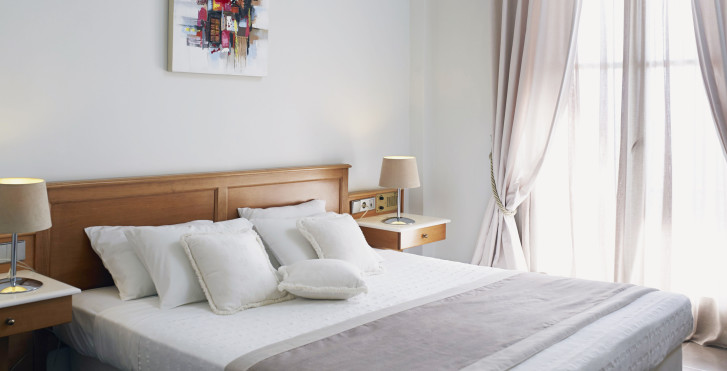 Doppelzimmer - Afroditi Venus Beach Hotel & Spa
