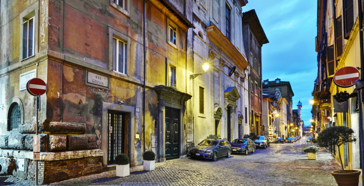 Indigo Rome St. George