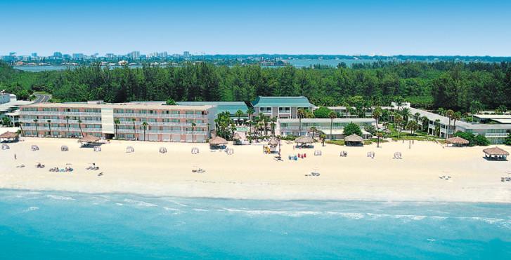The Sandcastle Resort at Lido Beach