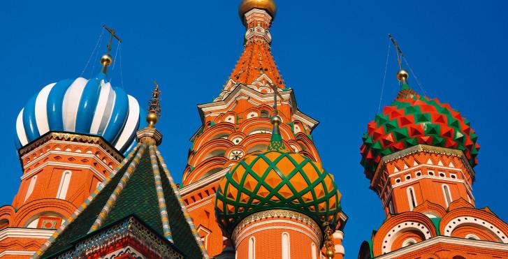 Cathédrale Saint-Basile-le-Bienheureux de Moscou, Moscou