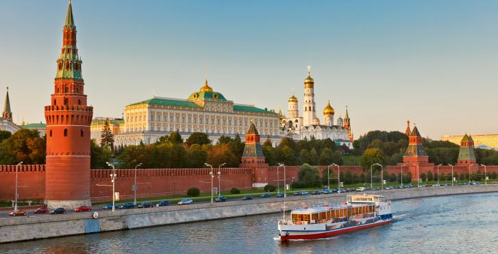 Grand palais du Kremlin, Moscou