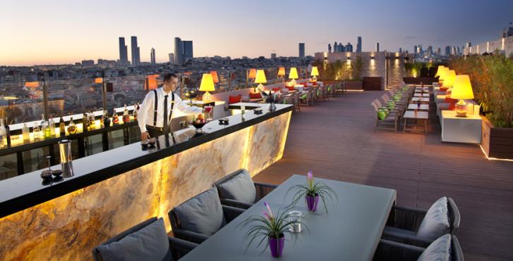 Bild 12280767 - Marti Istanbul Hotel