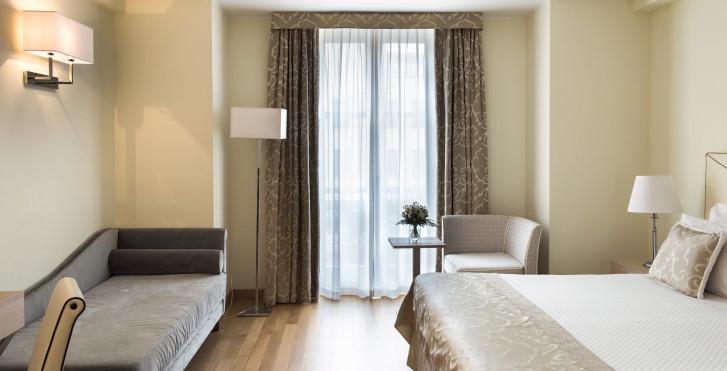 Doppelzimmer Classic - Grand Hotel Portovenere