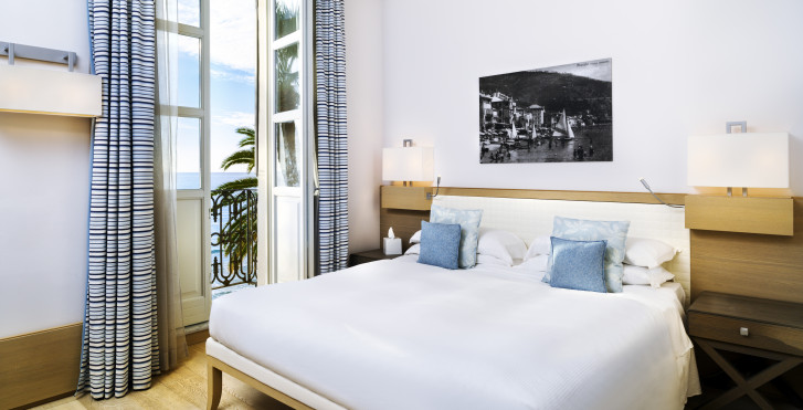 Doppelzimmer Superior - Grand Hotel Alassio