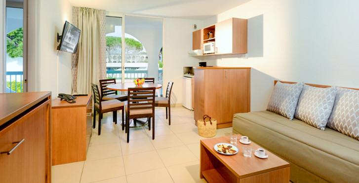 Appartement 2 pièces - Établissement Residéal La Grande Motte