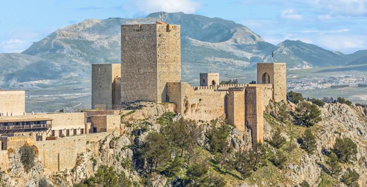 Burg Santa Catalina