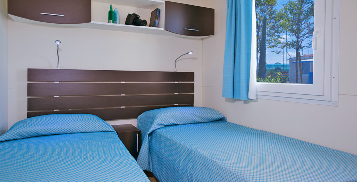Mobil-home Garda Suite - Camping San Francesco Village