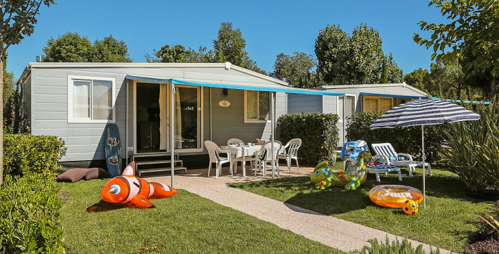 Mobil-home - Camping San Francesco Village