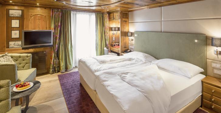 Chambre double Classic - Hôtel de charme Alex