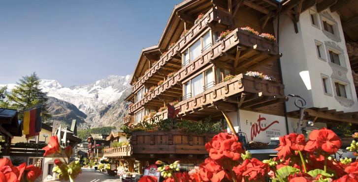 Image 12642879 - Ferienart Resort & Spa - été remontées incl.
