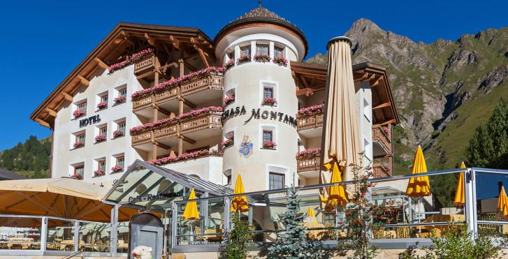 Chasa Montana Hotel & Spa - Sommer inkl. Bergbahnen