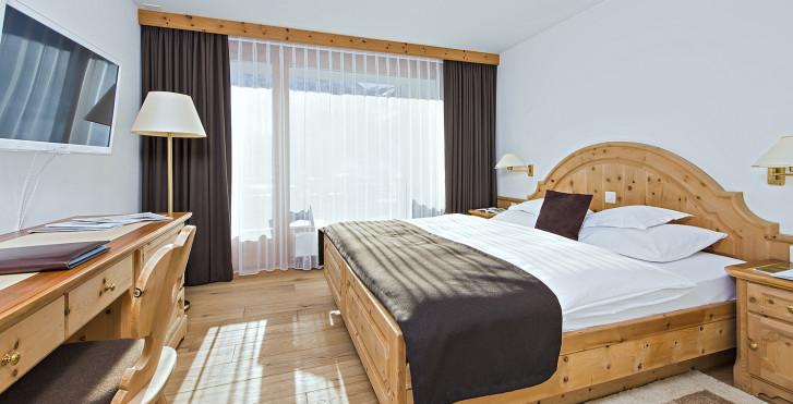 Chasa Montana Hotel & Spa - été, remontées mécaniques incluses