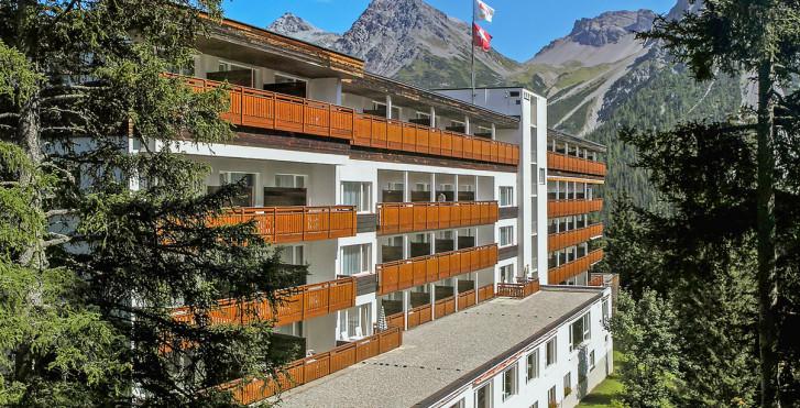 Sunstar Hotel Arosa (avec abo-ski (hiver)/remontées mécaniques (été))