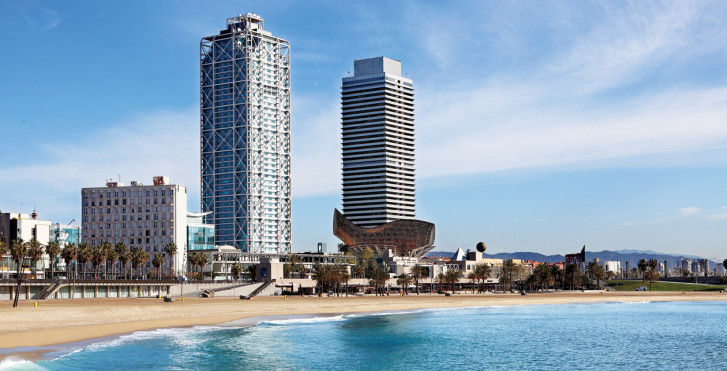 Bild 13554241 - Hotel Arts Barcelona