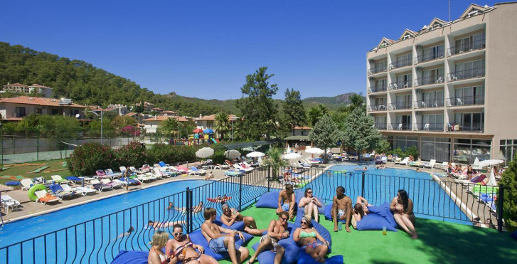 Kervansaray Marmaris Hotel & Aparts