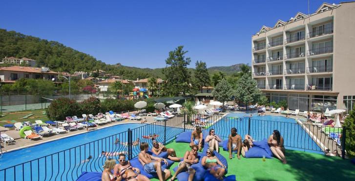 Bild 12796717 - Kervansaray Marmaris Hotel & Aparts