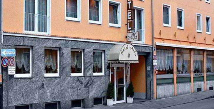 Hotel Alfa Munchen Migros Ferien