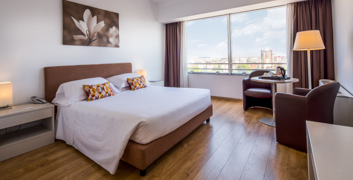 Best western hotel milton milano mailand migros ferien for Milton milano