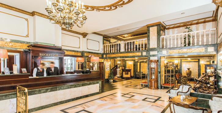 Image 28830814 - Danubius Hotel Astoria City Center