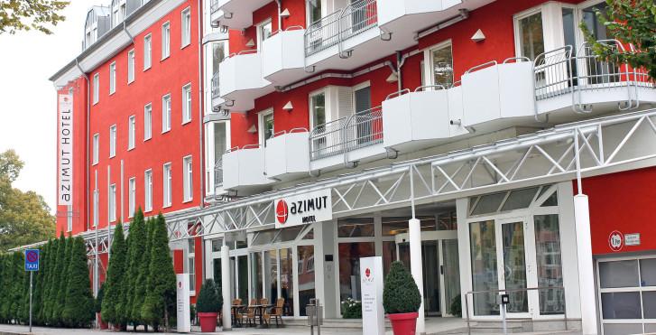 Image 27220026 - AZIMUT Hôtel Dresden