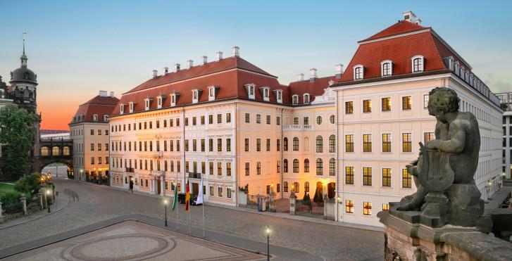Hôtel Taschenbergpalais Kempinski Dresden