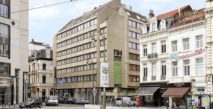 Bild 22946844 - NH Brussels City Centre