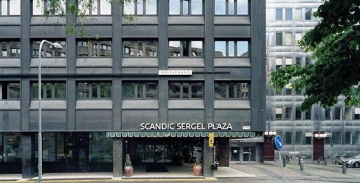 Bild 12932646 - Scandic Sergel Plaza