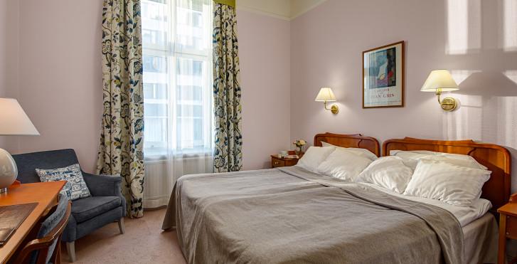 Zimmer - Hotel Terminus