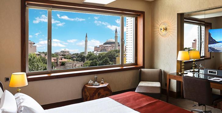 Vogue Hotel Supreme Istanbul (Ex. Hagia Sophia Old City)