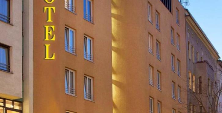 Image 12947732 - Best Western Hotel Kantstrasse Berlin
