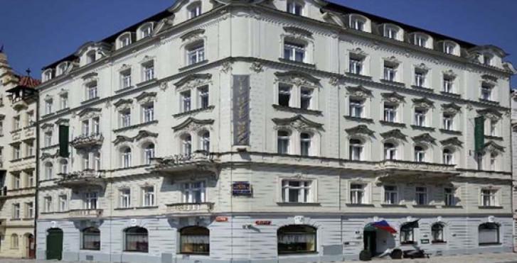 Bild 12955700 - Best Western City Hotel Moran