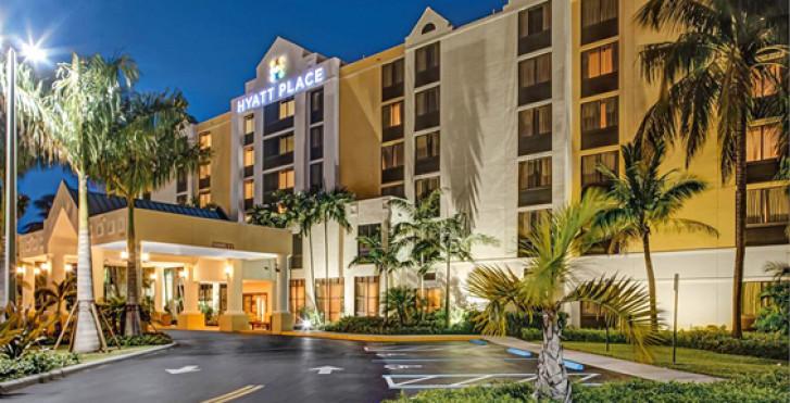 Image 26646572 - Hyatt Place Ft. Lauderdale 17th Street Convention Center