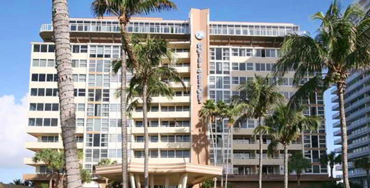 Bild 12962548 - Ocean Manor Resort Hotel