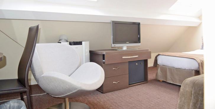 Bild 26700073 - Qualys Hotel Apolonia Mouffetard