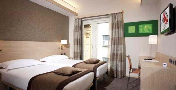 Bild 12976308 - iQ Hotel Roma