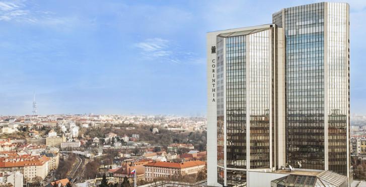 Image 35351533 - Corinthia Hôtel Prague