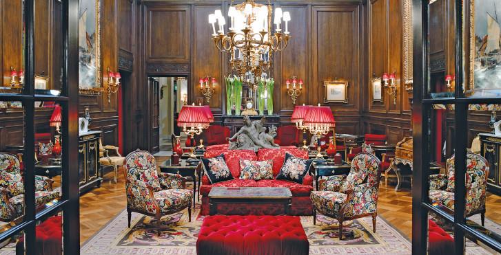 Image 26654717 - Hôtel Sacher Wien