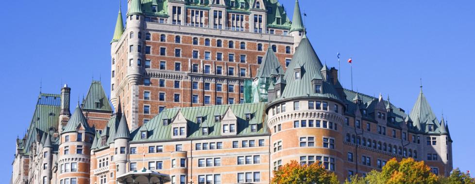 Hotel Chateau Bellevue, Quebec Stadt - Migros Ferien