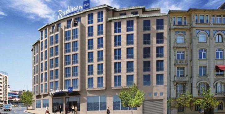 Image 13037109 - Radisson Blu Hôtel Istanbul Pera