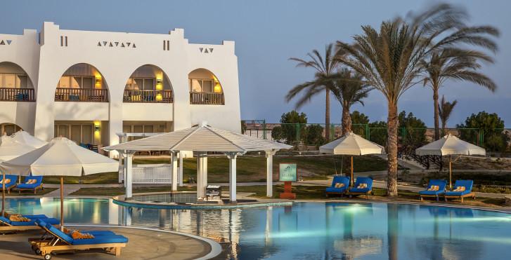 Bild 17291250 - Hilton Marsa Alam Nubian Resort