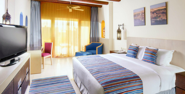 Doppelzimmer / © 2019 Hilton - Hilton Marsa Alam Nubian Resort