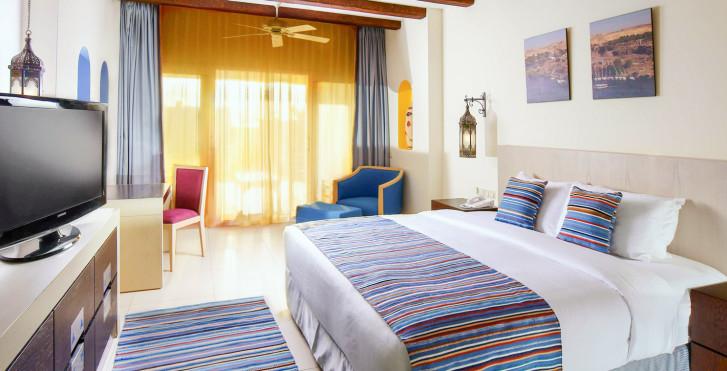 Chambre double / © 2019 Hilton - Hilton Marsa Alam Nubian Resort