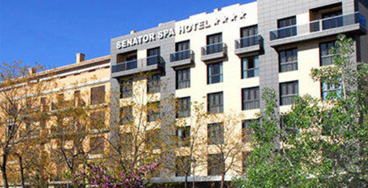 Bild 13168183 - Senator Granada Spa Hotel