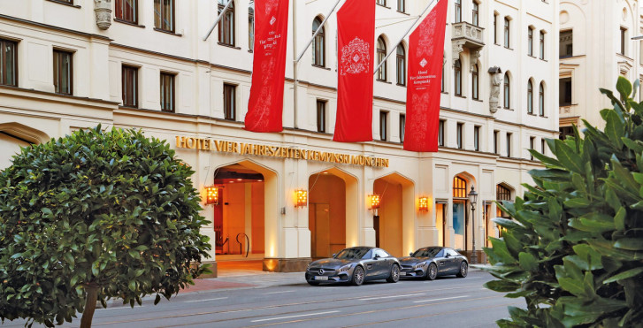 Image 26101830 - Hôtel Vier Jahreszeiten Kempinski München