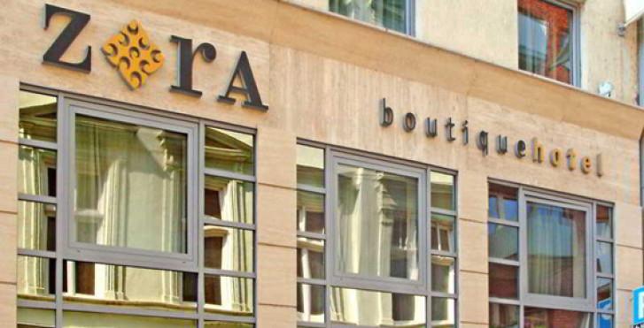Bild 13276944 - Boutique Hotel Budapest