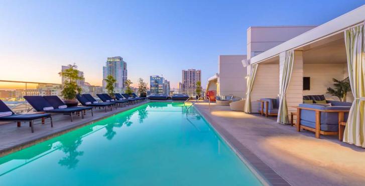 Image 36669858 - Andaz by Hyatt San Diego Gaslamp Quarter