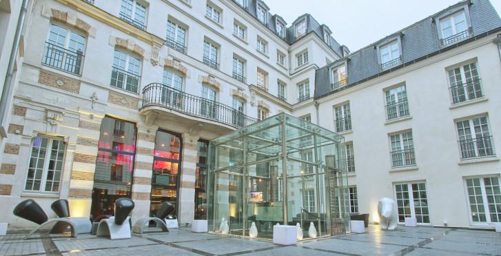 Image 24712660 - Hôtel Kube