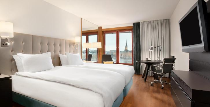 chambres - Hilton Stockholm Slussen