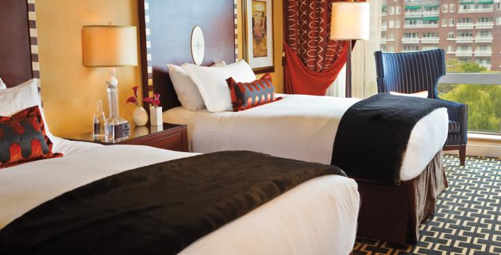 Double Double Deluxe View - Kimpton Marlowe Hotel